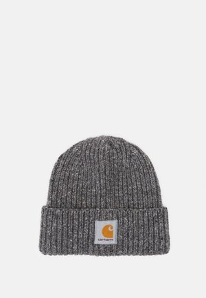 ANGLISTIC BEANIE  - Beanie - dark grey heather