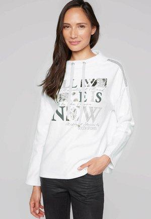 Sweatshirt - opticwhite