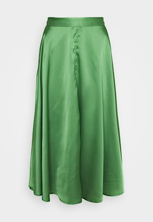 VMCHRISTAS CALF SKIRT  - A-line skirt - willow bough