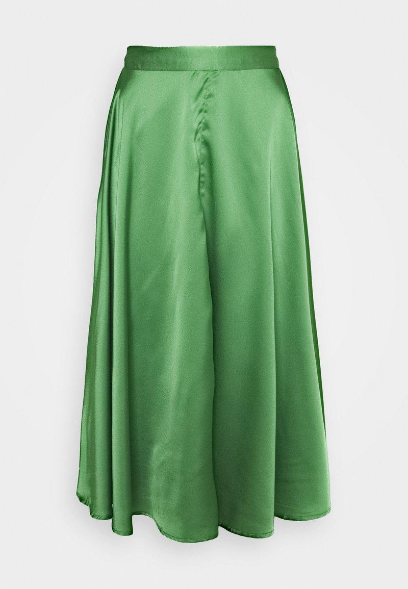 Vero Moda Tall - VMCHRISTAS CALF SKIRT  - A-line skirt - willow bough