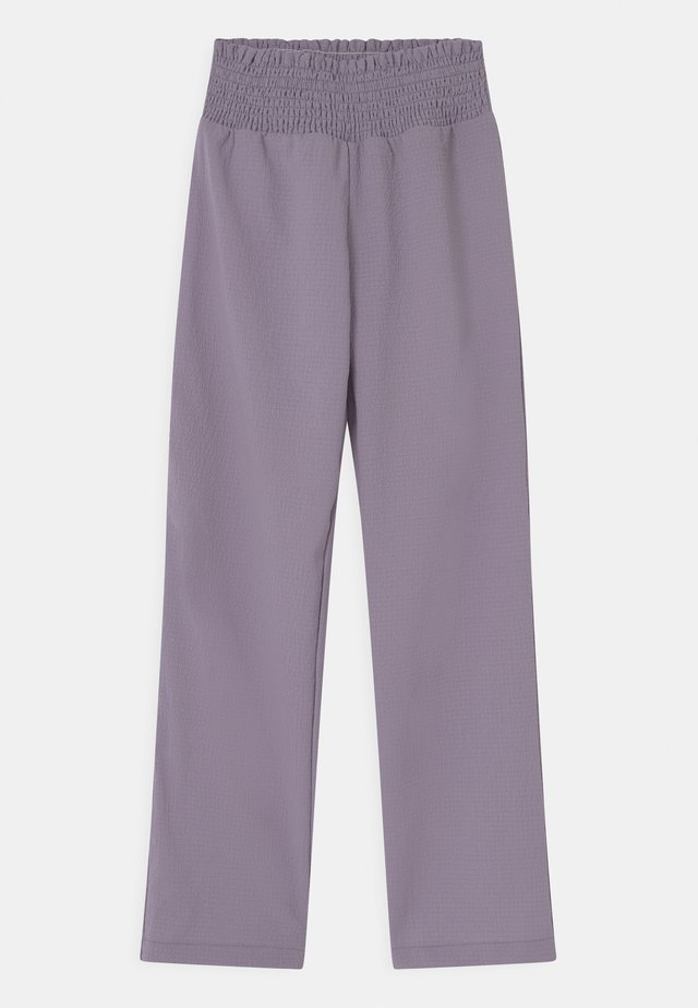 MUNSTER  - Broek - purple