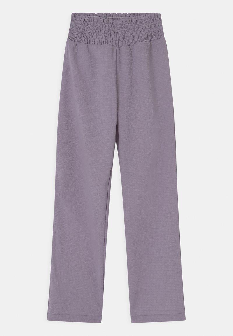 Grunt - MUNSTER  - Kalhoty - purple