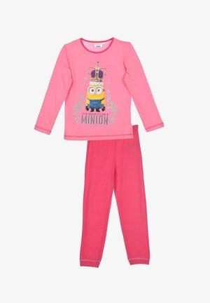 SET - Pyjama set - rosa