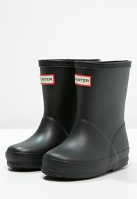 Hunter ORIGINAL - KIDS FIRST CLASSIC - Wellies - black - 2