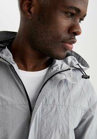 DeFacto - Waterproof jacket - grey - 3