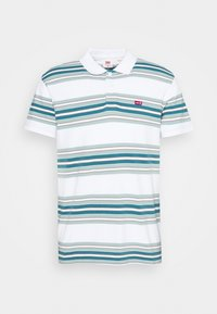 O.G BATWING POLO - Polo shirt - faded bright white