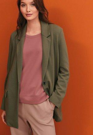 Short coat - khaki