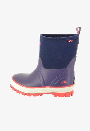 SOLAN NEO UK - Wellies - lila