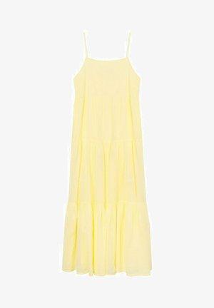Maxi dress - gul