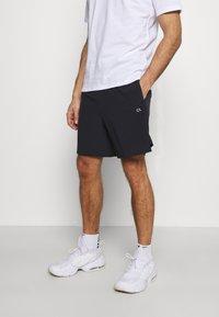 Calvin Klein Performance - SHORT - Träningsshorts - black - 0