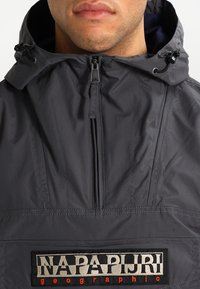 Napapijri - RAINFOREST SUMMER - Windbreaker - dark grey - 3