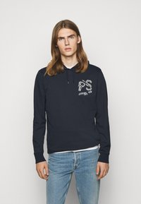 PS Paul Smith - HOODY SHATTER - Hoodie - royal blue - 0