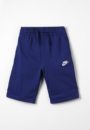 SHORT - Pantaloncini sportivi - blue void/white
