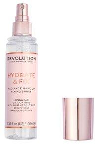 Make up Revolution - REVOLUTION HYDRATE & FIX FIXING SPRAY - Setting spray & powder - - - 1