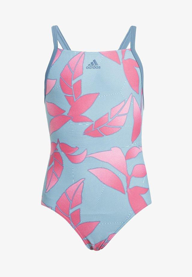 NATUREEF - Swimsuit - blau