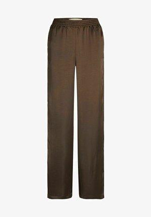 Trousers - demitasse