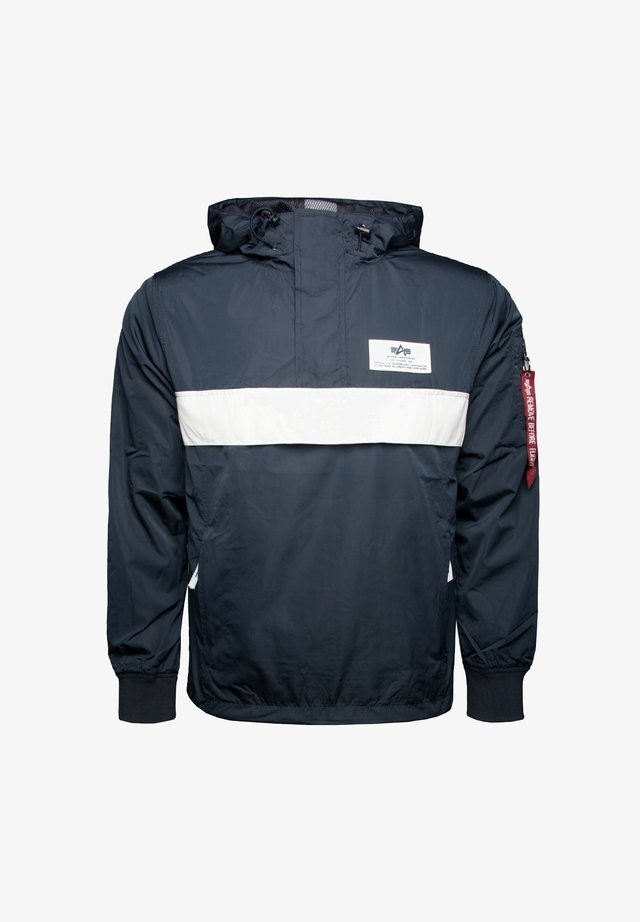 DEFENSE - Windbreaker - replica blue