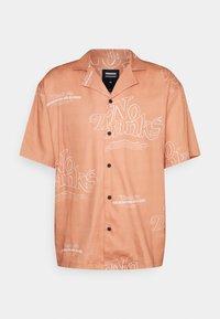 MADI - Shirt - terracotta reducing