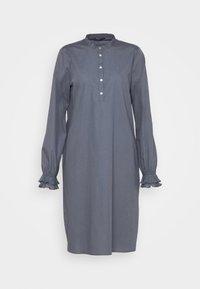 POSY EBEN DRESS - Shirt dress - graystone