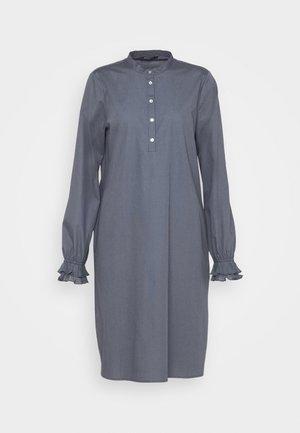 POSY EBEN DRESS - Košilové šaty - graystone