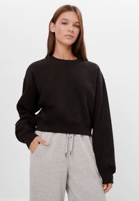 Bershka - Sweatshirt - black - 0