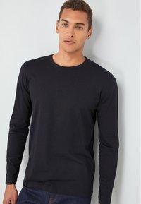 Next - Bluzka z długim rękawem - black - 0