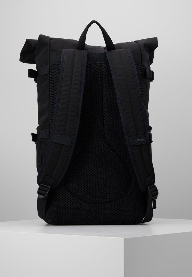 SHORES BACKPACK - Rucksack - all black