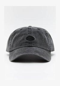PULL&BEAR - BASIC - Cap - black - 0