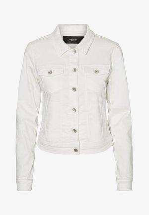 VMHOT SOYA  - Jeansjakke - white