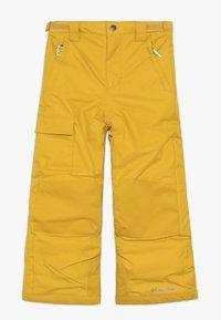 Columbia - BUGABOO PANT - Snow pants - golden yellow - 0