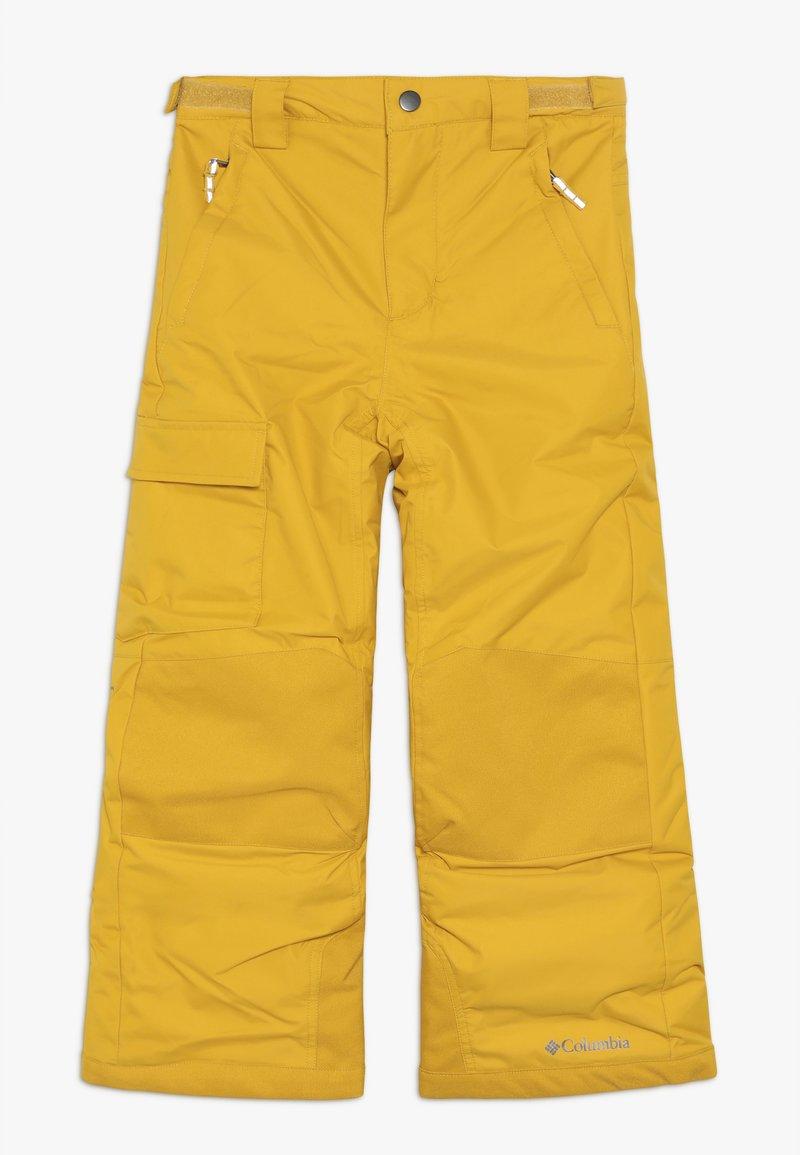 Columbia - BUGABOO PANT - Snow pants - golden yellow