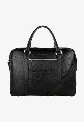 ZUEL - Briefcase - black