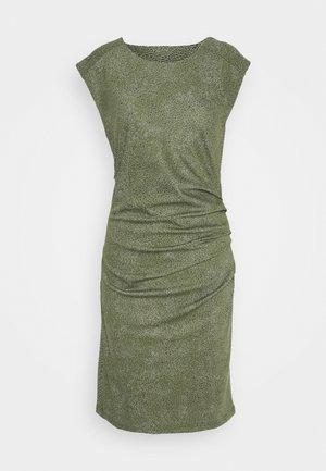 KAJUDI INDIA DRESS - Etuikjole - olivine