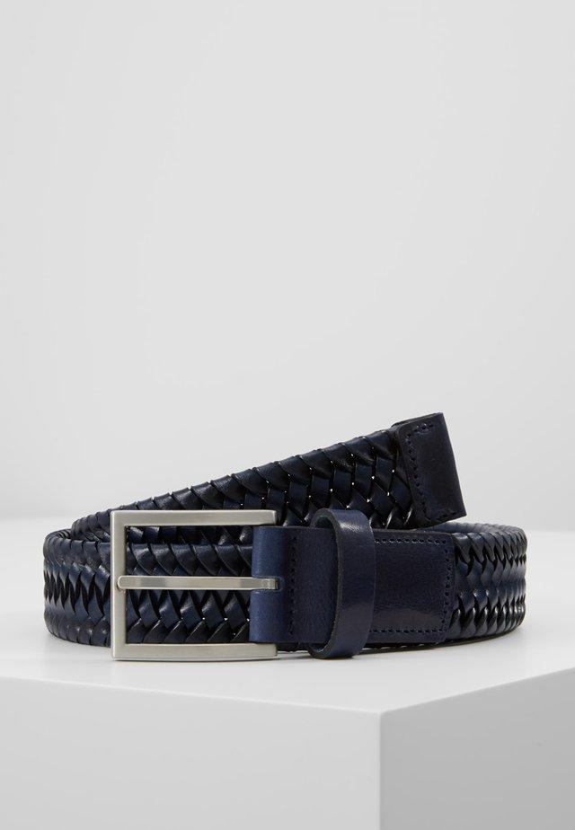 REGULAR - Belt business - navy