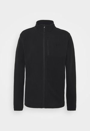 Men's fleece - Fleece jacket - black