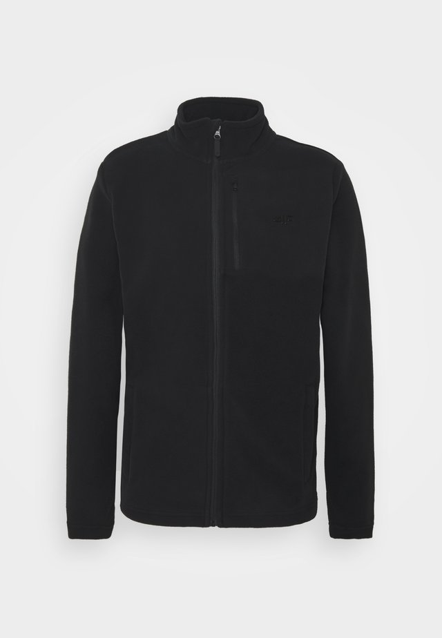 Men's fleece - Fleecetakki - black