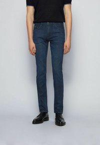 BOSS - DELAWARE3 - Slim fit jeans - dark blue - 0
