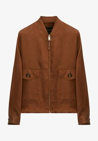 Massimo Dutti - Bomber Jacket - brown - 0