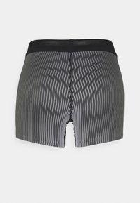 Nike Performance - AEROSWIFT SHORT - Collants - iron grey/black/white - 5