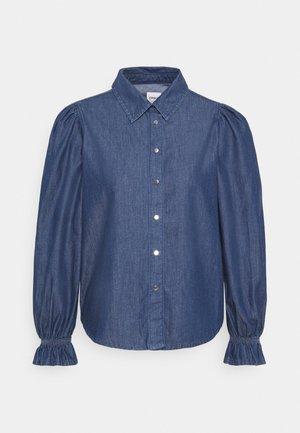 ONLFIFI - Skjorte - dark blue denim