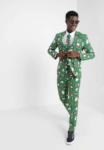 SANTABOSS - Suit - green