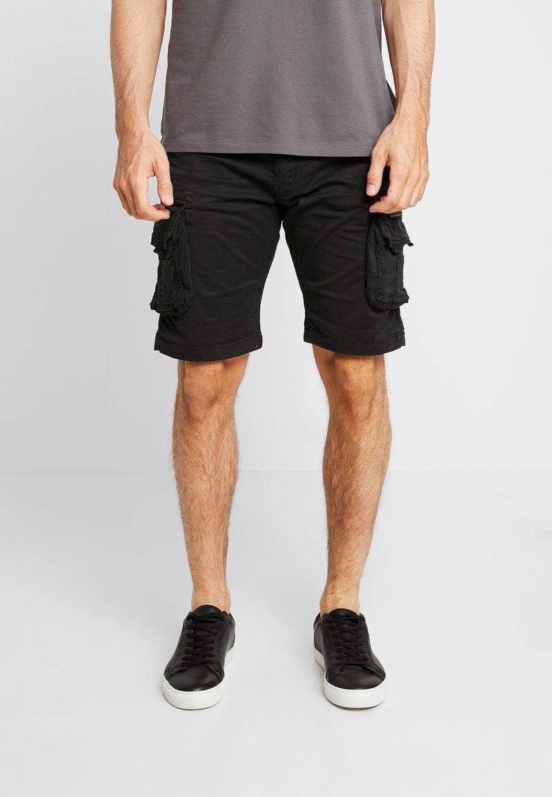 Alpha Industries - CREW - Shorts - black