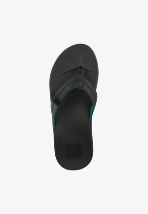 CUSHION BOUNCE PHANTOM - T-bar sandals - black