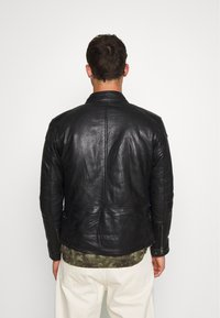 Serge Pariente - CHIC - Leather jacket - black - 0
