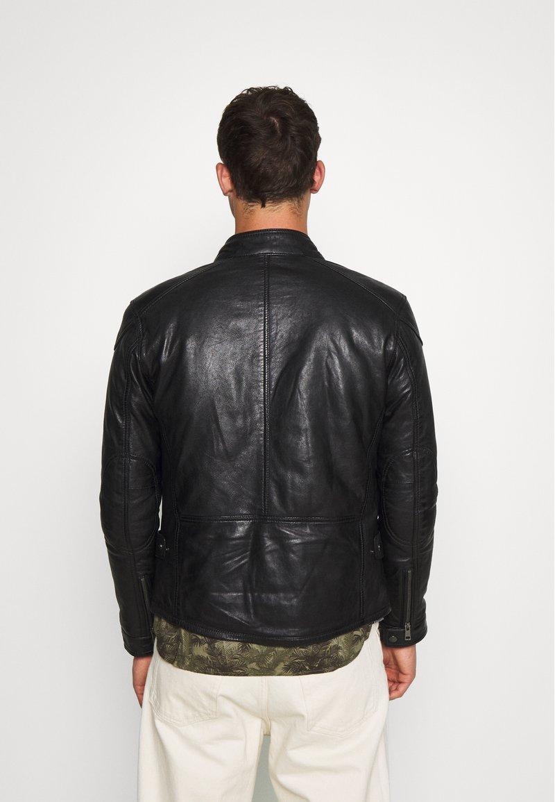 Serge Pariente - CHIC - Leather jacket - black