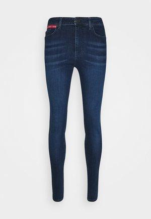 Jeans Skinny Fit - indigo wash