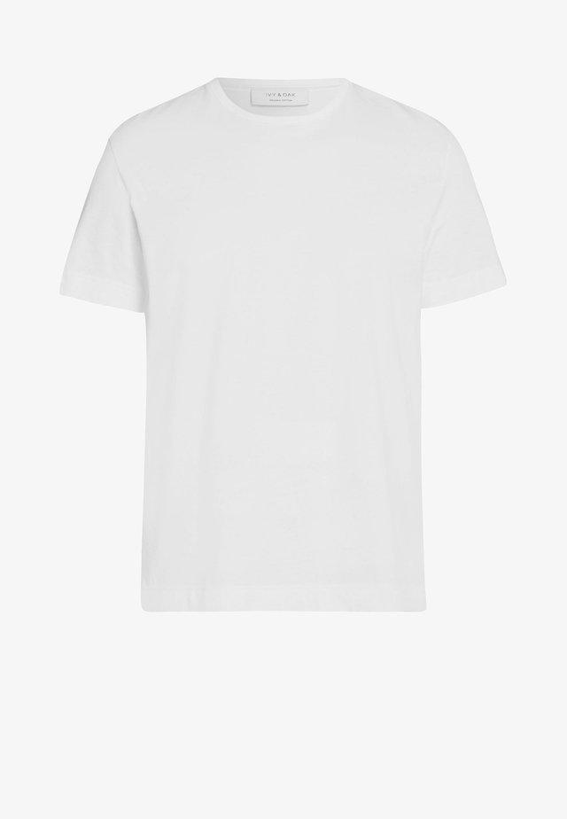 CANELO - Jednoduché triko - bright white