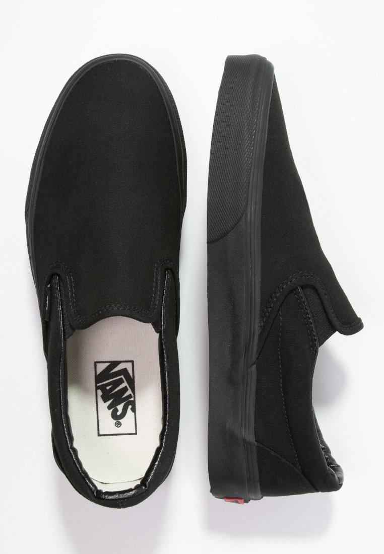 CLASSIC SLIP-ON - Scarpe senza lacci - black