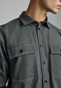 Anerkjendt - AKHERBERT - Shirt - glacier gray - 2
