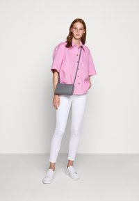 Rika - LUCCA - Button-down blouse - washed pink - 1